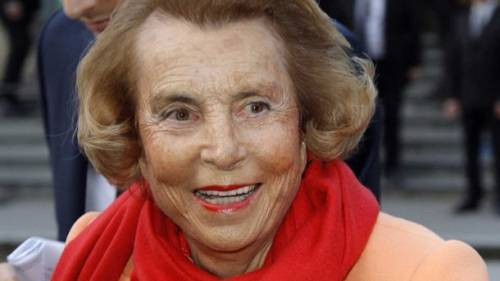 УПарижі померла найбагатша жінка всвіті