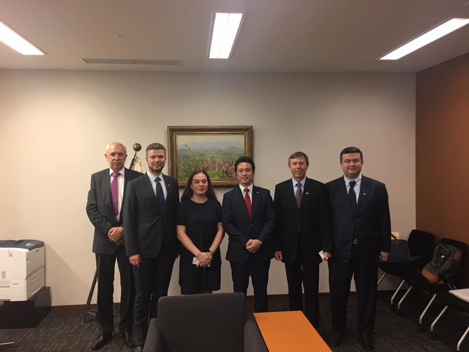 Японія працює над скасування віз для українців— депутат