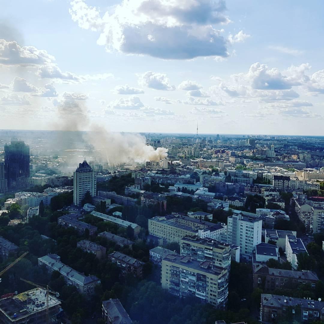 Фото з Instagram Тарас Шевчук