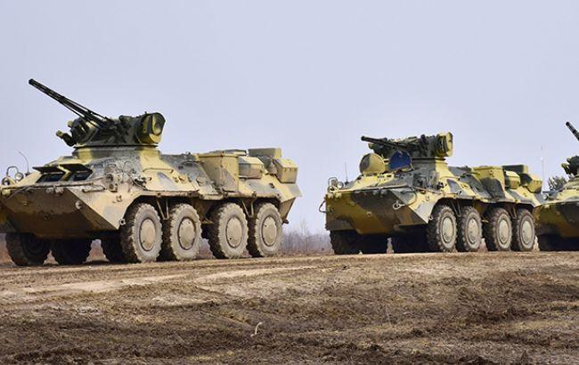 Штаб АТО: Бойовики сконцентрували сили наАвдіївській промзоні