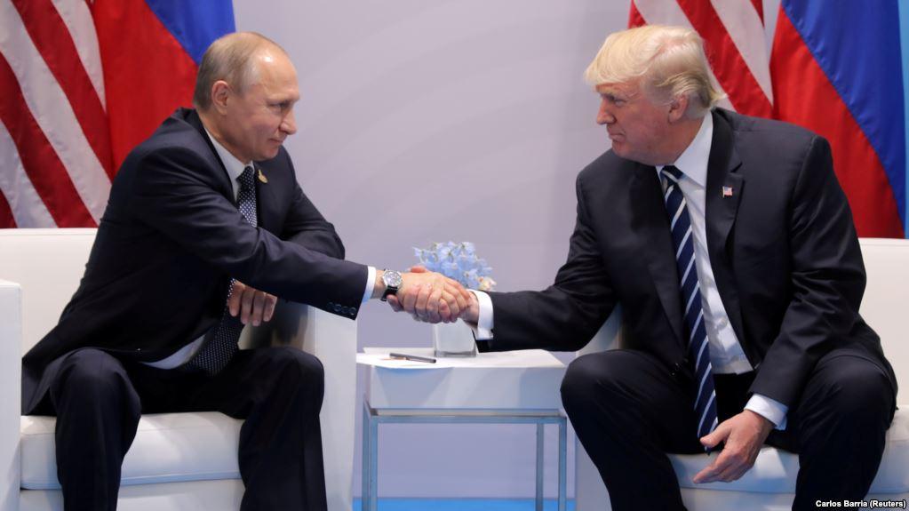 Тіллерсон невпевнений, щозустріч Трампа зПутіним відбудеться