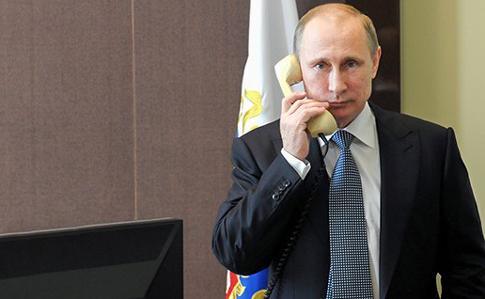 УПутіна заявили, щоватажки бойовиків ОРДЛО погодилися наобмін полоненими