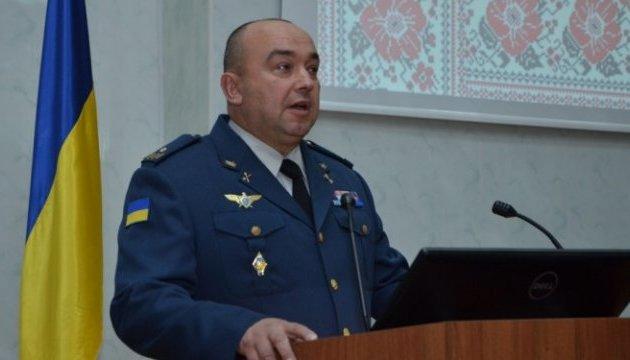 Начальник університету ім. Кожедуба заарештований надва місяці