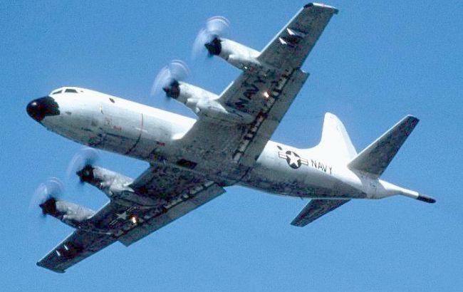 Літак ВМС США розбився у Філіппінському морі