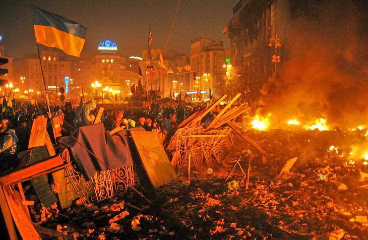 РозвідкаРФ улютому 2014 організувала усоцмережах дискредитацію подій наМайдані