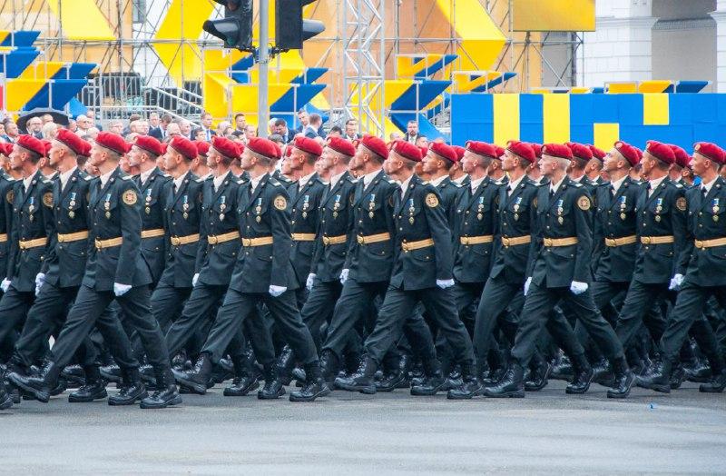 Президент присвоїв своєму полку ім'я Богдана Хмельницького
