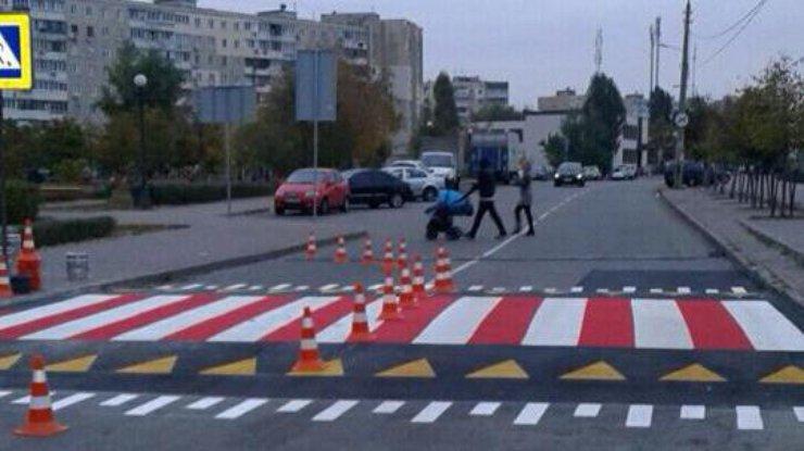 Устолиці нарахували 248 небезпечних пішохідних переходів