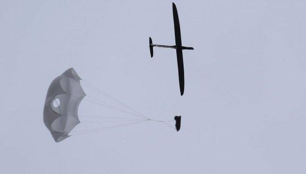 Українські військові взяли наозброєння польський безпілотник Fly Eye