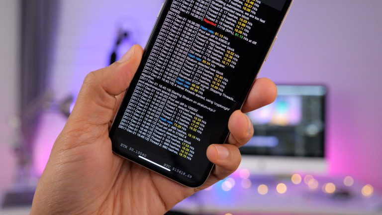 Разработчик джейлбрейков выпустил приложение для майнинга наайфоне