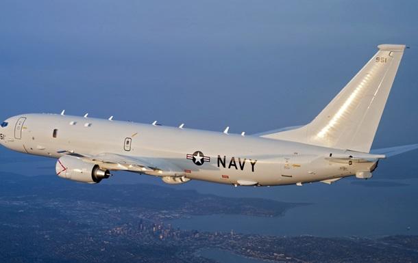Літак-розвідник ВМС США P-8A здійснив розвідувальний політ біля Севастополя