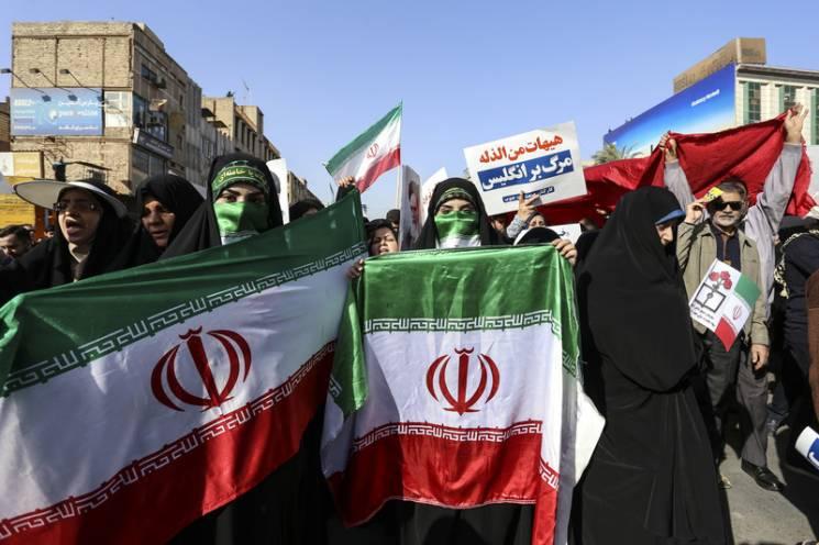 Росія застерегла США від втручання всправи Ірану