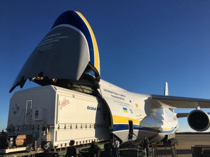Офіс компанії «Авіалінії Антонова» відкрили в Х'юстоні