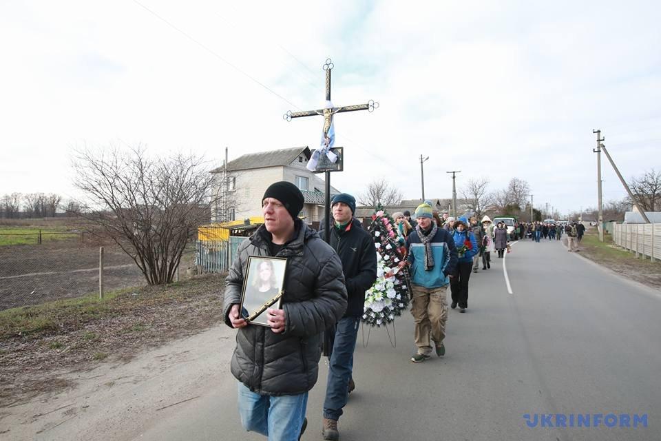 Вбивство Ноздровської: МВС повідомляє про арешт підозрюваного