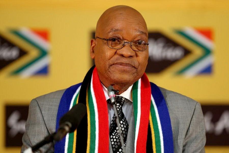 Президент ПАР подав у відставку