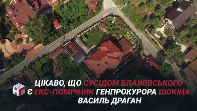 Photo of Заступник Пшонки побудував собі палац під Києвом (відео)