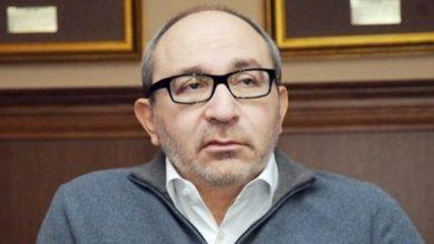 Photo of Кернеса, який лікується у Німеччині, висунули кандидатом у мери Харкова