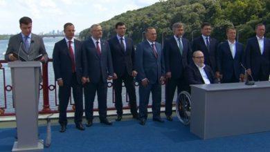Photo of «Опозиційний блок» об'єднався з чотирма партіями для участі у виборах (відео)