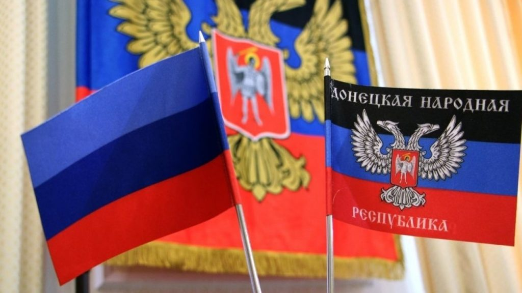У Москві заарештували ватажка ДНР