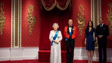 Photo of Музей мадам Тюссо вилучив воскові фігури Меган Маркл і принца Гаррі з експозиції