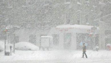 Photo of На Україну насувається снігова буря