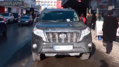 Photo of Українець в Давосі отримав штраф у 150 євро за паркування на тротуарі (відео)