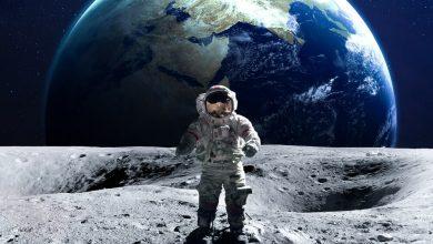 Photo of НАСА збирається побудувати базу на Місяці з міцелію