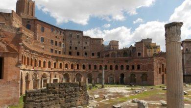 Photo of Під час реставрації у палаці Нерона виявили приховану підземну камеру