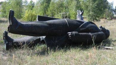 Photo of У Чернігівській області продали пам'ятник Леніну за 375 тисяч гривень