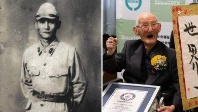 Photo of Японця у віці 112 років визнали найстарішим чоловіком на Землі
