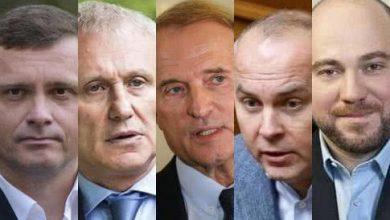 """Photo of Рух """"Чесно"""" назвав партію, яку фінансують найбільше багатіїв"""