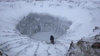 Photo of Вчені назвали танення вічної мерзлоти в Арктиці «кліматичною бомбою»
