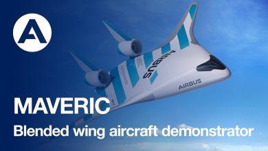 "Photo of Airbus показав модель літака ""схожого на сокола"""