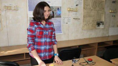 Photo of У Запоріжжі студентка розробила прилад для реабілітації після інсульту (ФОТО)
