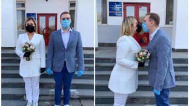 Photo of В Україні зареєстрували понад тисячу шлюбів під час карантину