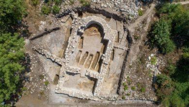 Photo of У Болгарії археологи знайшли кам'яну церкву ХІV століття (ФОТО)