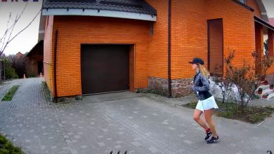Photo of Українка пробігла 40-кілометровий марафон навколо свого будинку, щоб зібрати мільйон гривень для лікарів