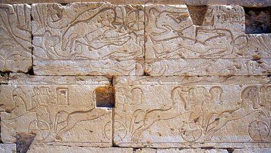 Photo of Вчені знайшли раніше невідому частину храму Рамзеса II