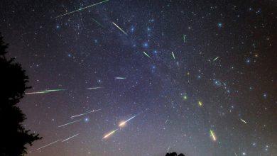 Photo of Сьогодні вночі українці можуть побачити зорепад Ліриди