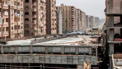 Photo of У Каїрі будують 12-кілометровий міст прямо поміж будинків