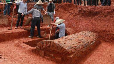 Photo of Археологи знайшли у Китаї «міст» в загробний світ