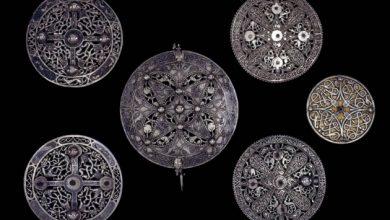 Photo of У Великобританії знайшли срібну брошку віком понад 1000 років (ФОТО)