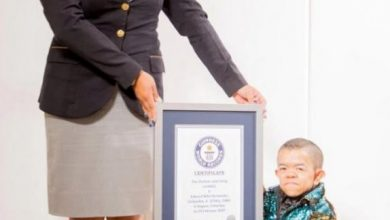 Photo of Найменша людина в світі: який зріст та як виглядає