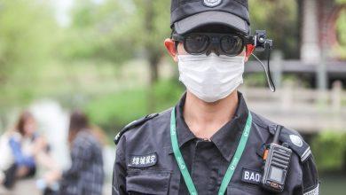 """Photo of Китайці створили """"розумні"""" окуляри, які вимірюють температуру"""