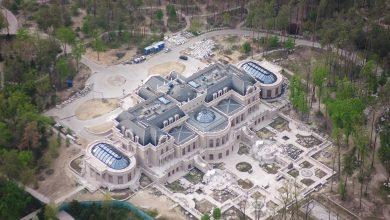 Photo of Ахметов будує під Києвом власний палац (фото)