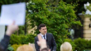 Photo of На прес-конферецію Зеленського витратили з бюджету понад 300 000 гривень