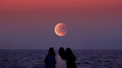 Photo of Місячне затемнення і повня 5 червня: що не можна робити
