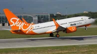 Photo of Авіакомпанія SkyUp скасувала майже 30 міжнародних рейсів з України