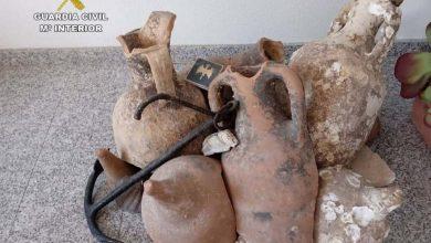 Photo of В Іспанії у продуктовій крамниці знайшли амфори часів Римської імперії