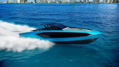 """Photo of Lamborghini презентувала нову яхту класу """"люкс"""" (ФОТО)"""