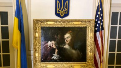 Photo of Україна повернула собі картину через 77 років після викрадення